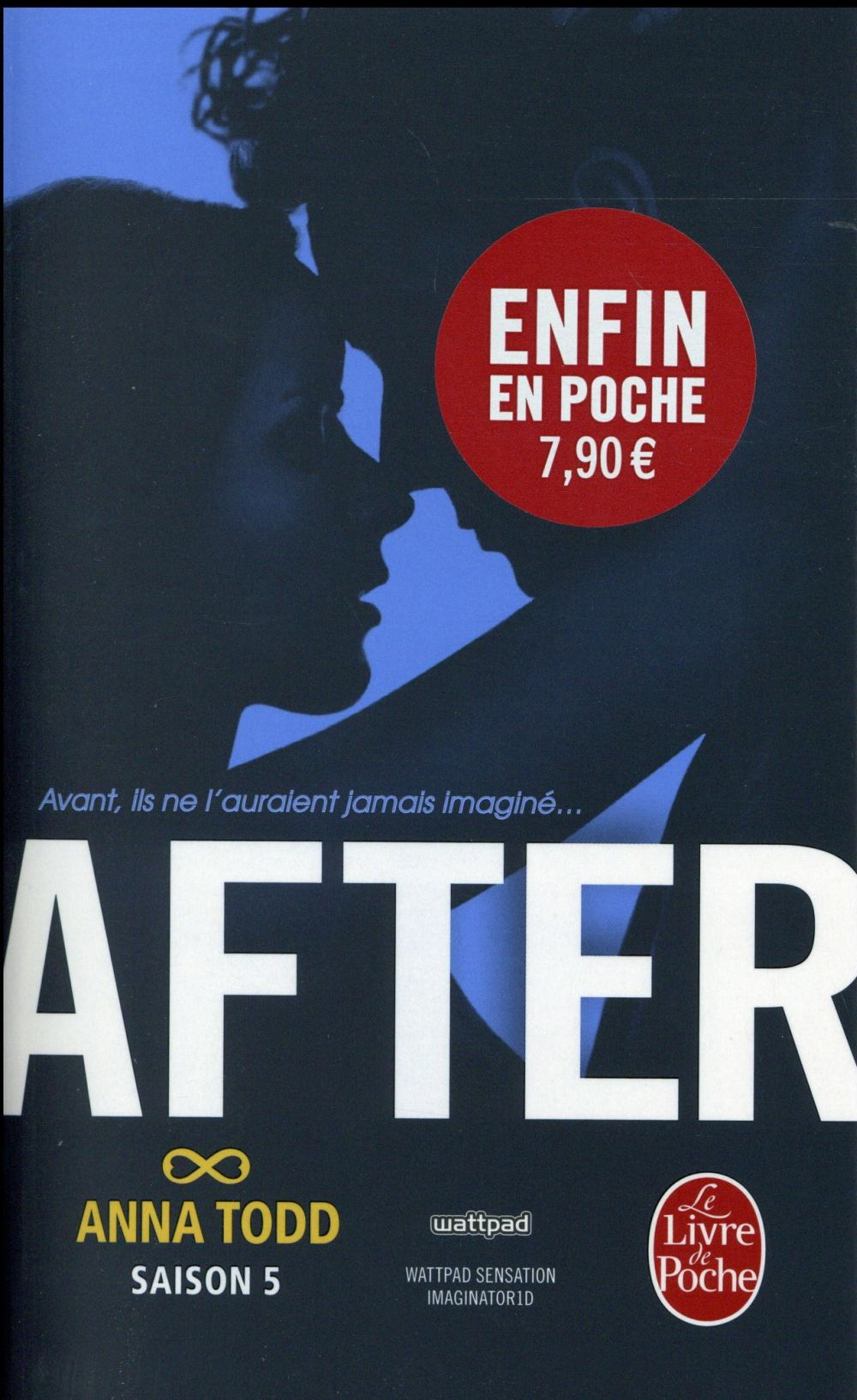 AFTER EVER HAPPY (AFTER, TOME 5) Todd Anna Le Livre de poche